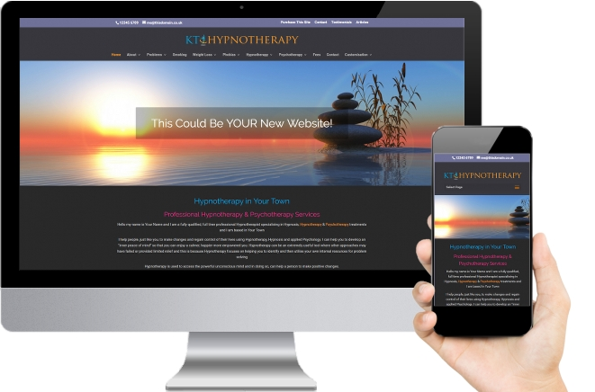 live sites for sale - KT Hypnotherapy