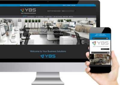 Your Business Solutions Website Design